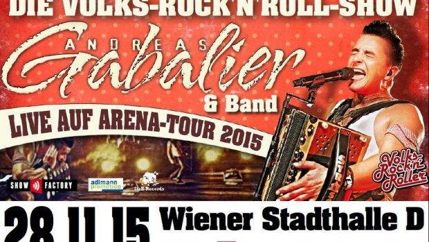 Gabalier Ticket