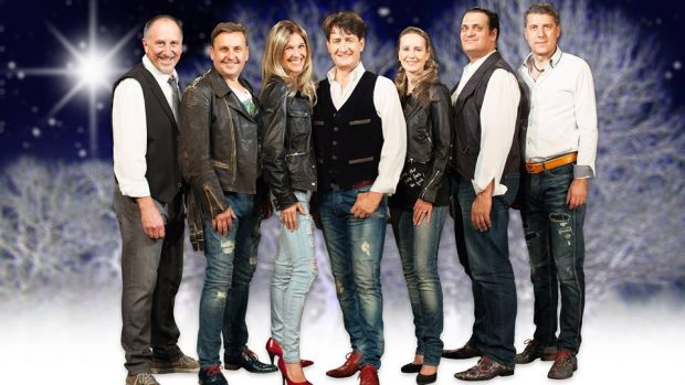 Andreas Fulterer mit Band