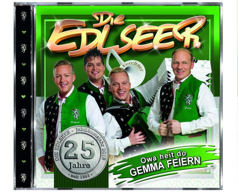 CD Edlseer 2018 Endversion Gold