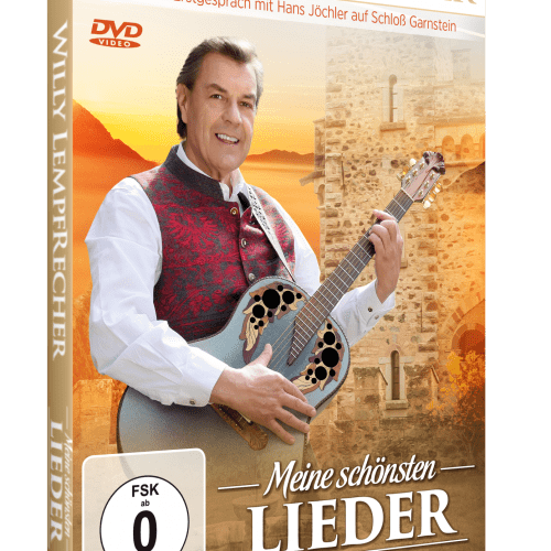 DVD Willy Lempfrecher