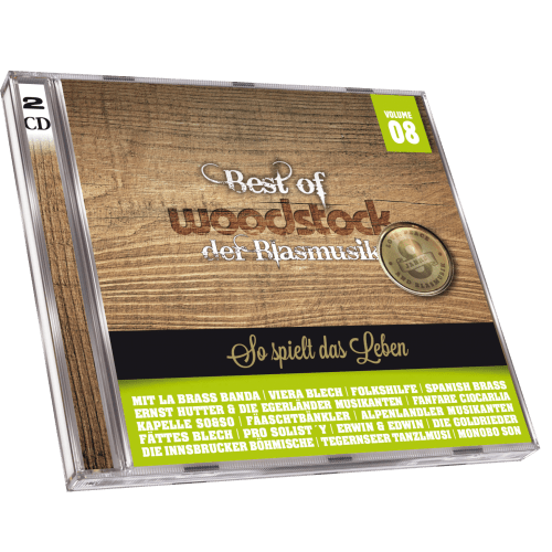 171 264 3Da Best Of Woodstock Vol 8
