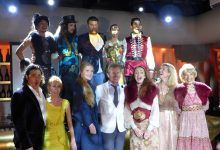 Dschinghis Khan Mit Featers