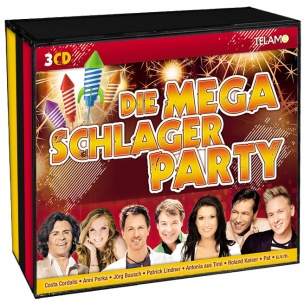 Die Mega Schlager Party