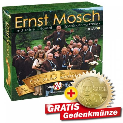 Die Grosse Gold Edition Gratis Gedenkmuenze