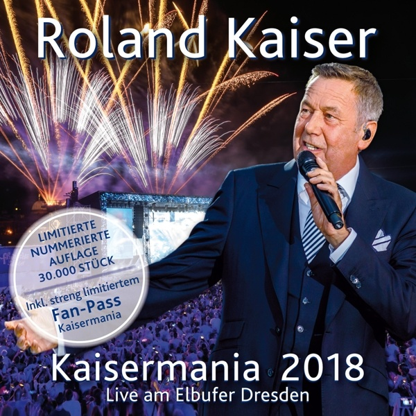 Kaisermania 2018 Live Am Elbufer Dresden