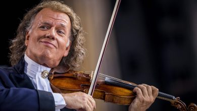 Andre Rieu In Aktion