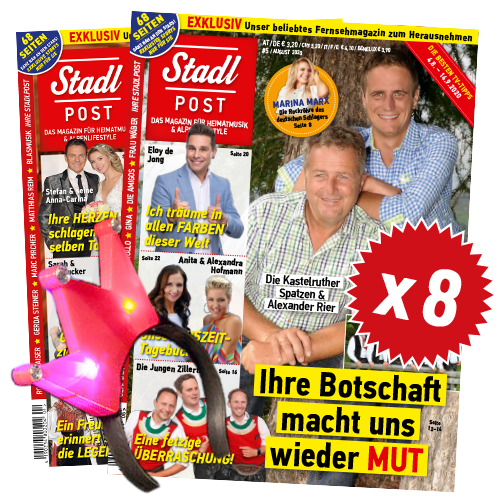 Cover 5 2020 Mit Led Haarband