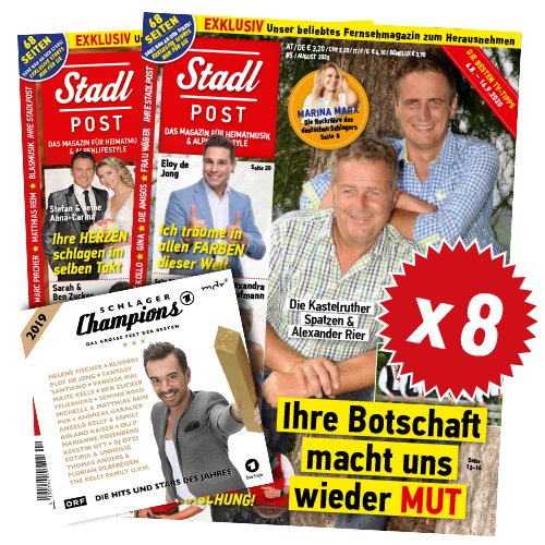 Cover 5 2020 Mit Schlagerchams 2019