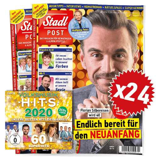 Cover 7 2021 Mit Volksmusikhits 2020