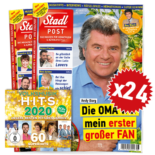 Cover 8 2021 Mit Volksmusik Hits 2020
