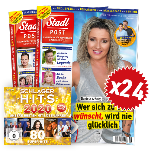 Cover 9 2020 Mit Schlagerhits 2020