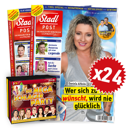 Cover 9 2020 Mit Megaschlagerparty